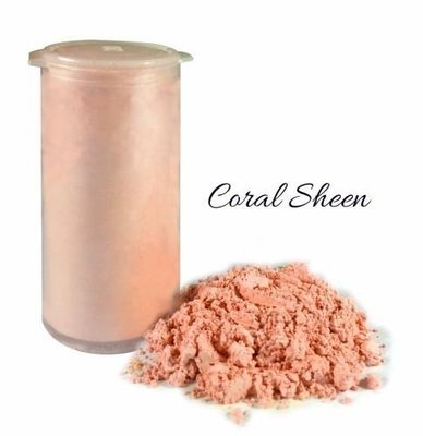 Lustre Dust Coral Sheen
