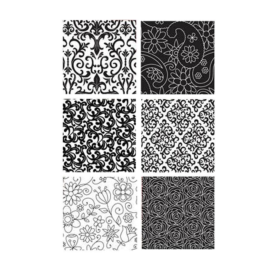 Floral Texture Sheet