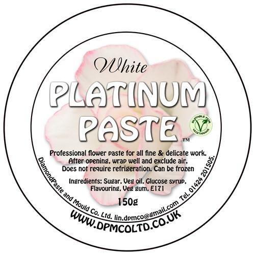 Platinum Paste Antique White