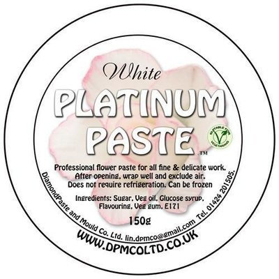 Platinum Paste Antique White