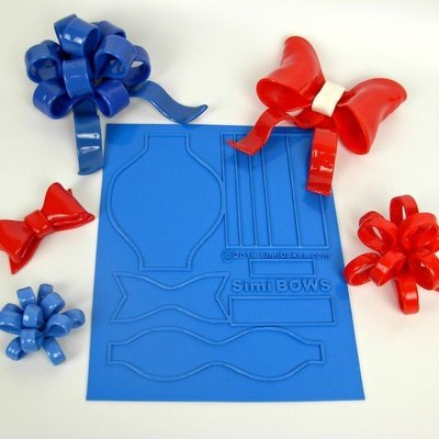 Simi Sculpture Mat Bows