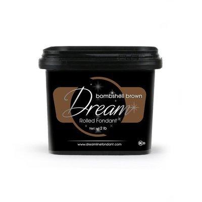 Dream Fondant Bombshell Brown 2lb