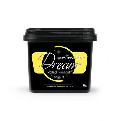 Dream Fondant Sun-Kissed Yellow 2lb