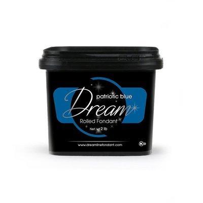 Dream Fondant Patriotic Blue 2lb