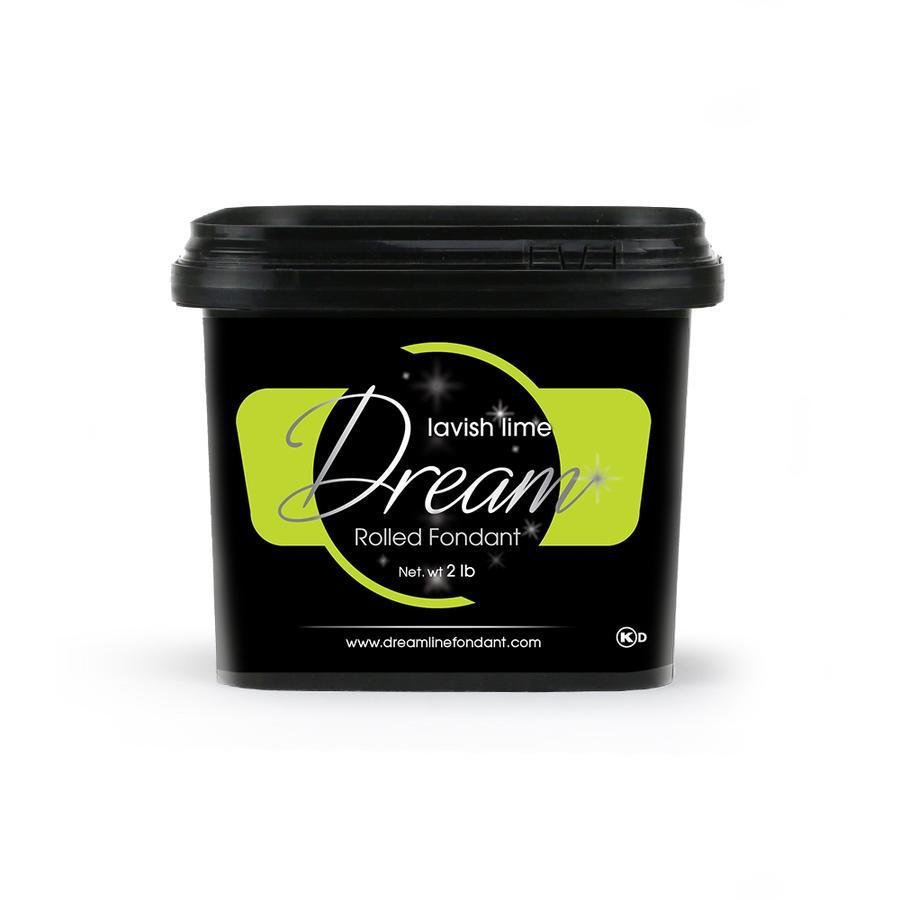 Dream Fondant Lavish Lime 2lb
