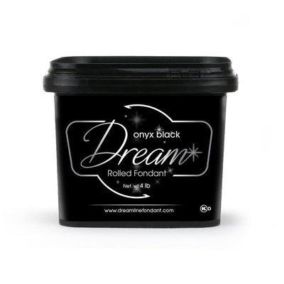 Dream Fondant Onyx Black 4lb