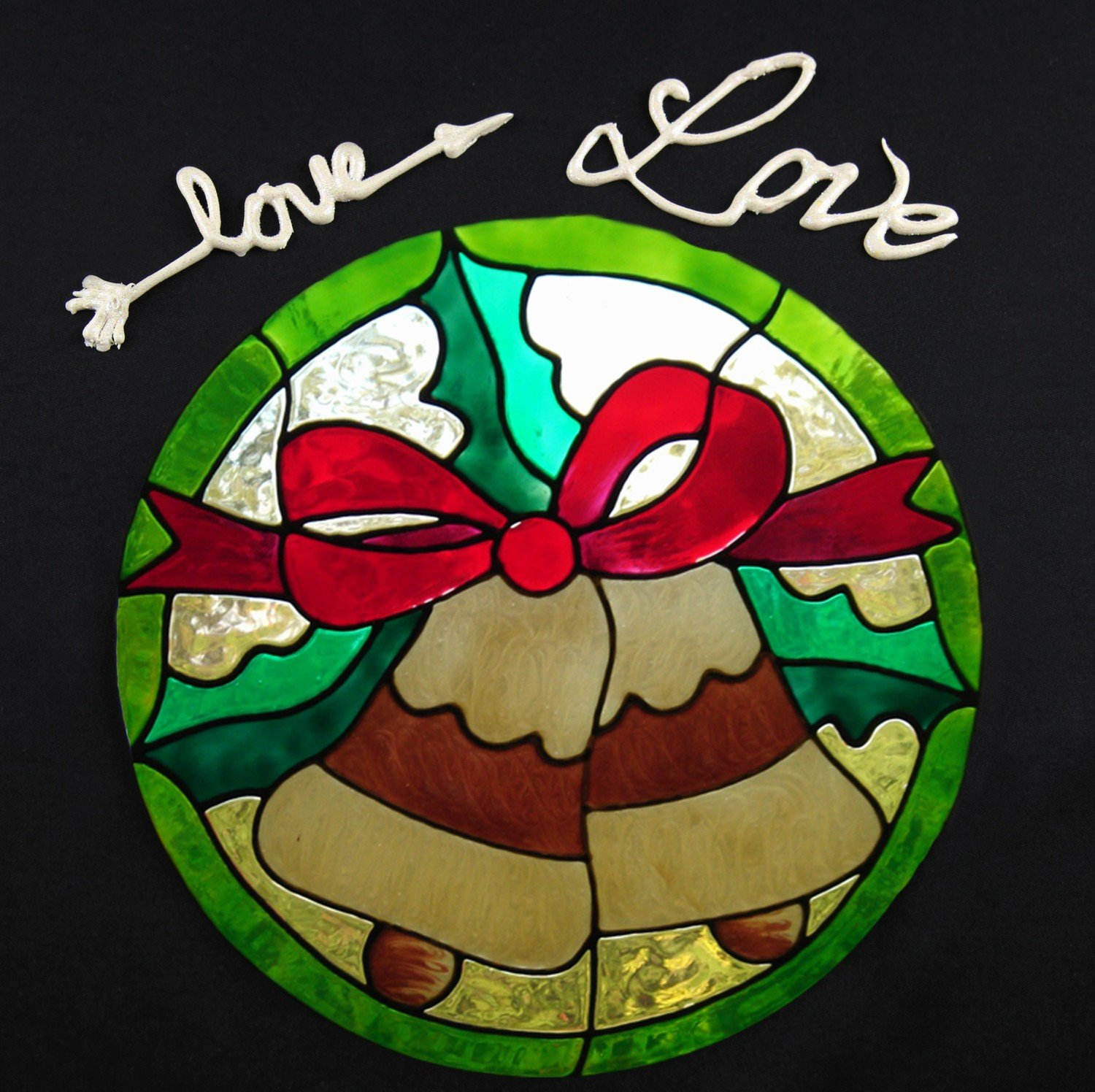 Stained Glass and Piping with Flexique; Thursday Dec 13; 10:00am -1:00pm $75 all inclusive