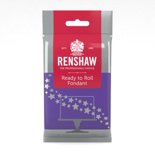 Renshaw Bright Purple 8.8oz