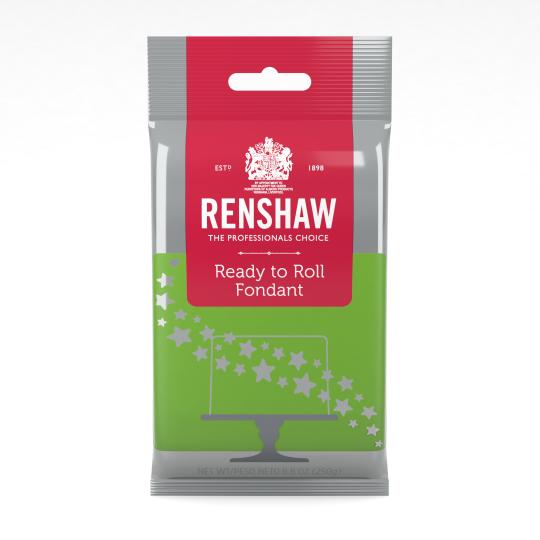 Renshaw Bright Green 8.8oz
