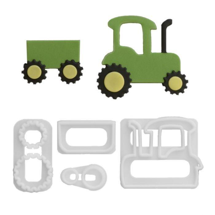 FMM Tractor Cutter Set