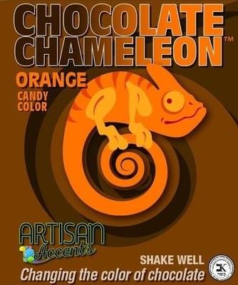 Chameleon Colors Orange