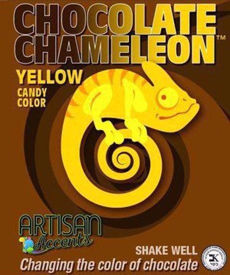 Chameleon Colors Yellow