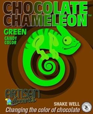 Chameleon Colors Green