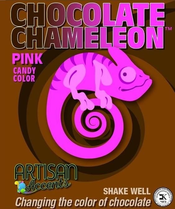 Chameleon Colors Pink