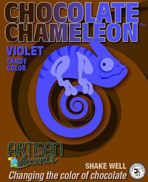 Chameleon Colors Violet