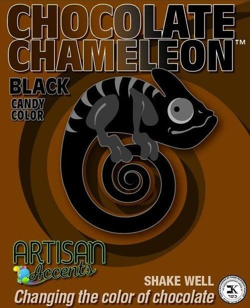 Chameleon Colors Black