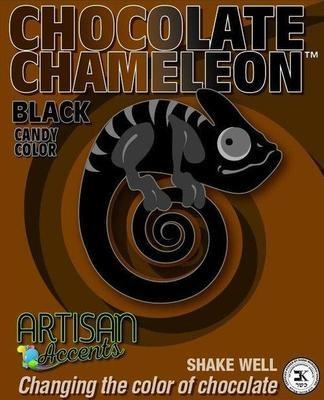 Chameleon Colors Black