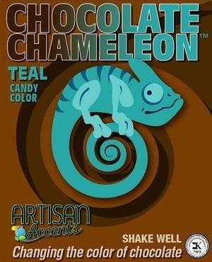 Chameleon Colors Teal