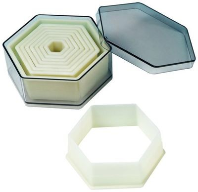 Hexagon Nylon Cutter Set