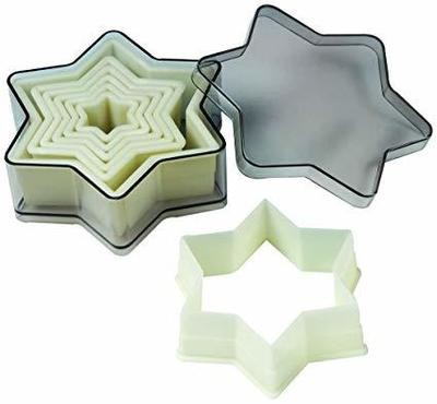 Star Of David Nylon Cutter Set