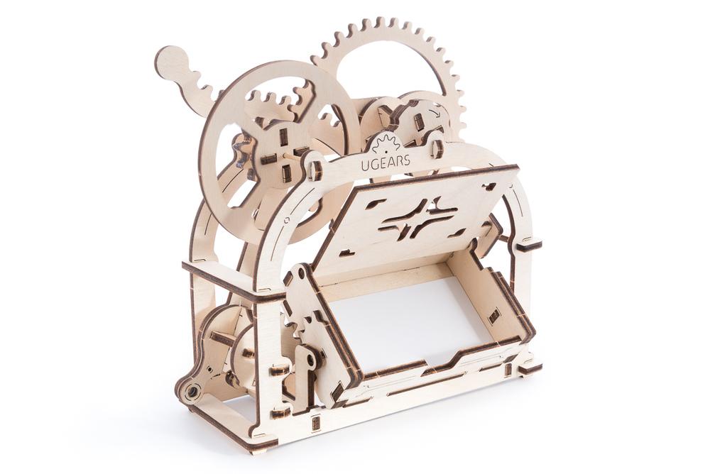Конструктор 3D-пазл UGEARS Шкатулка