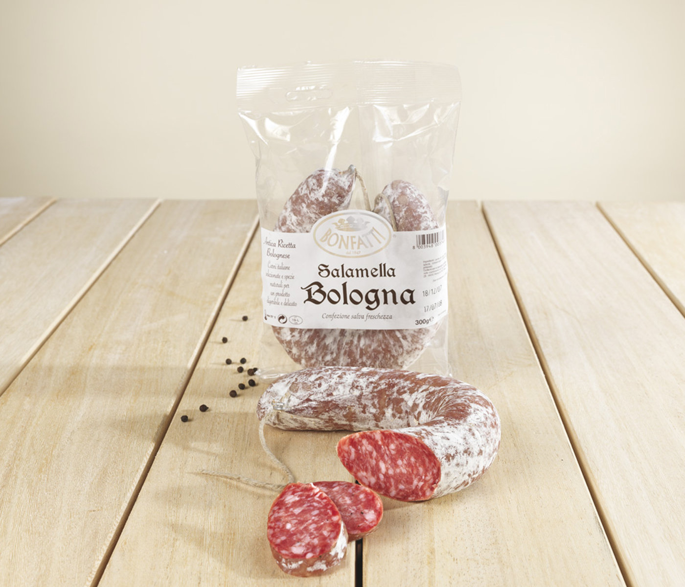 Salamella Bologna 400 gr