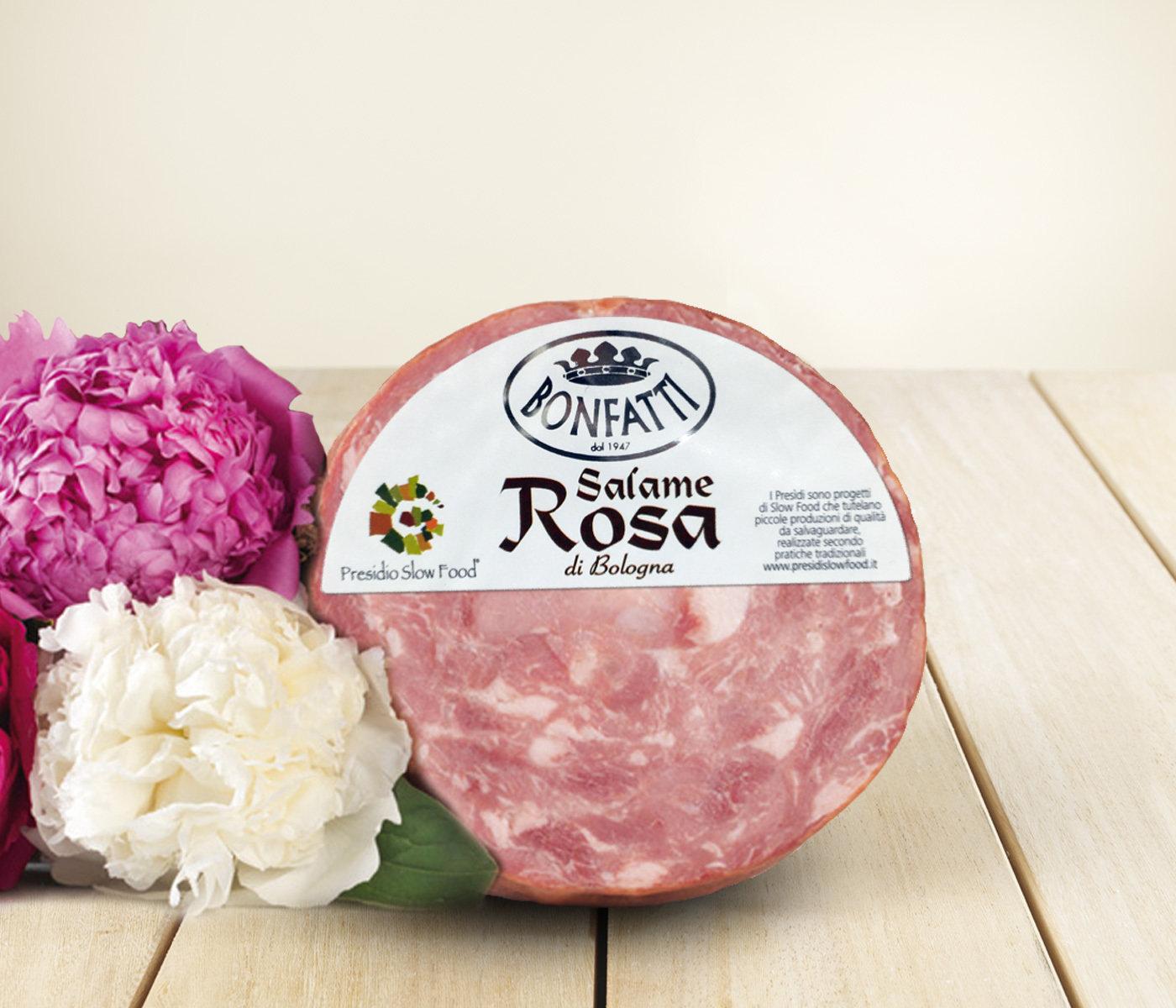 Salame rosa Slow Food 600 gr