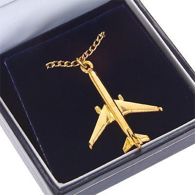 MD-11 Pendant Gold Plated