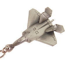 F22 Raptor Keyring