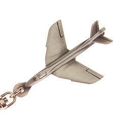 Hawker Hunter  Keyring