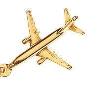 Airbus A320 Keyring