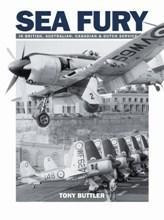 Sea Fury: British, Australian,Canadian & Dutch Service