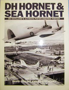 DH Hornet & Sea Hornet: De Havilland's Ultimate Piston-engined Fighter