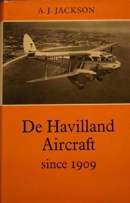 De Havilland Aircraft Since 1909
