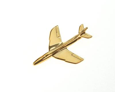 Hawker Hunter Large Badge