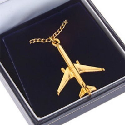 MD11 Pendant Gold Plated