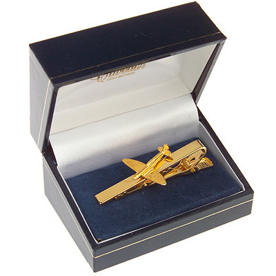 Spitfire Tie Bar / Clip Gold Plated