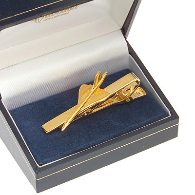 Concorde Tie Bar / Clip Gold Plated