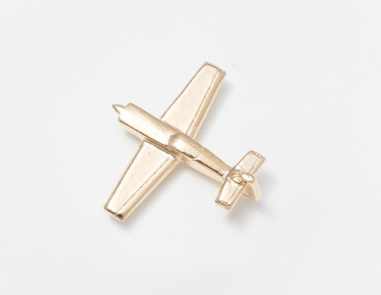 MX2 Gold Plated Tie / Lapel Pin