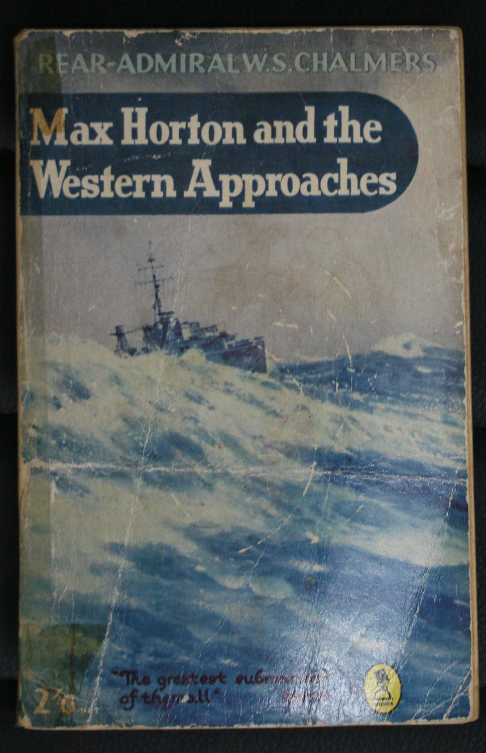 Max Horton and the Western Approaches
