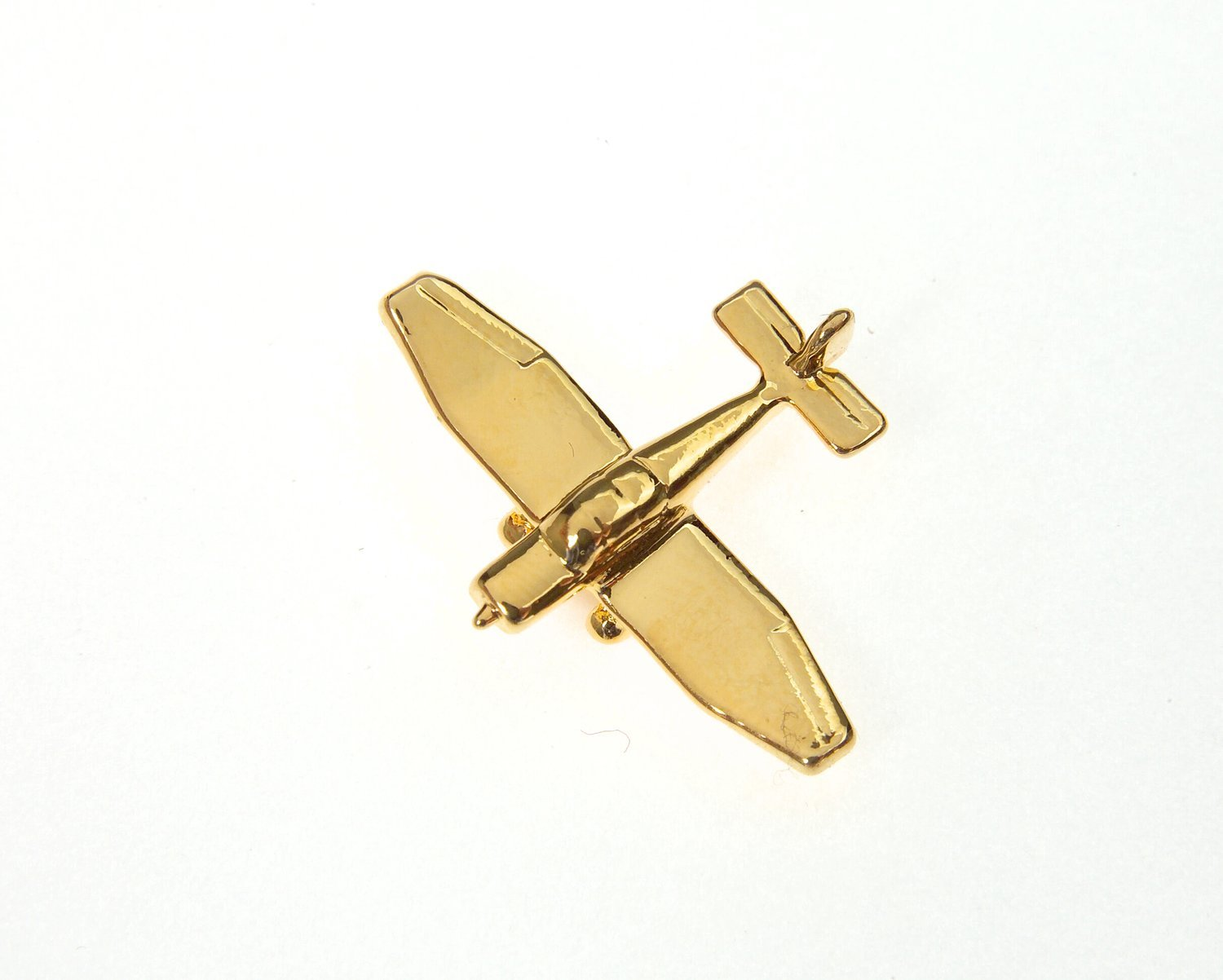 Jodel Gold Plated Tie / Lapel Pin