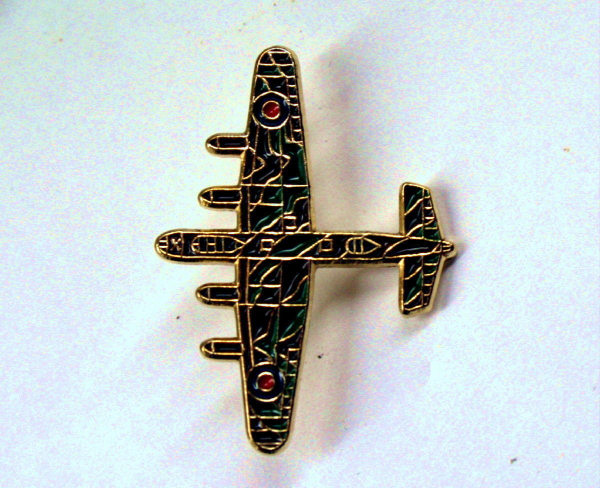 Lancaster Enamel Tie / Lapel Pin