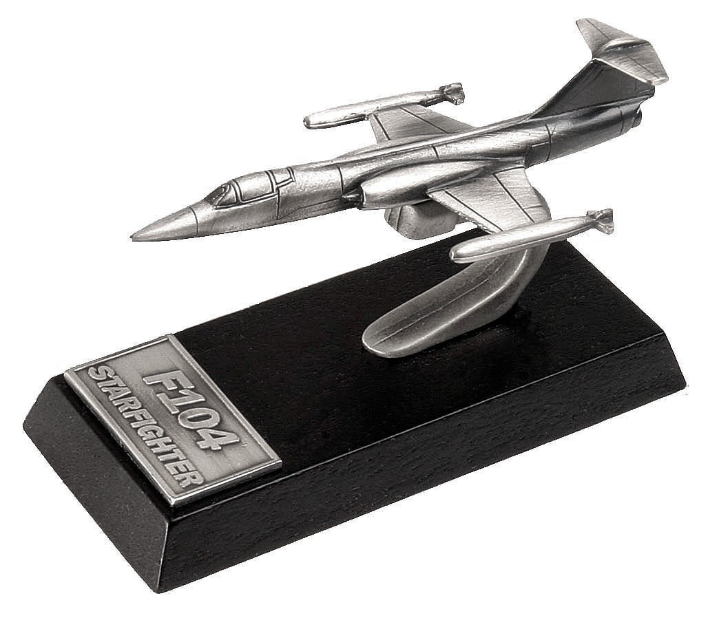 F104 Starfighter Desk Model