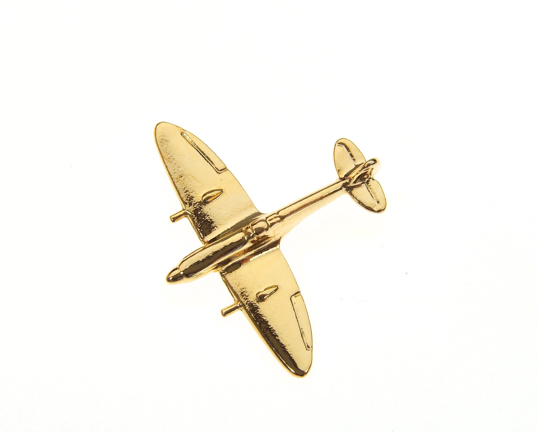 Spitfire Large Badge