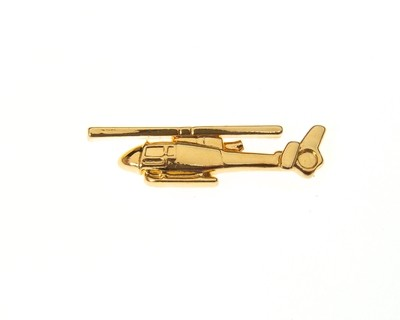 Gazelle Gold Plated Tie / Lapel Pin