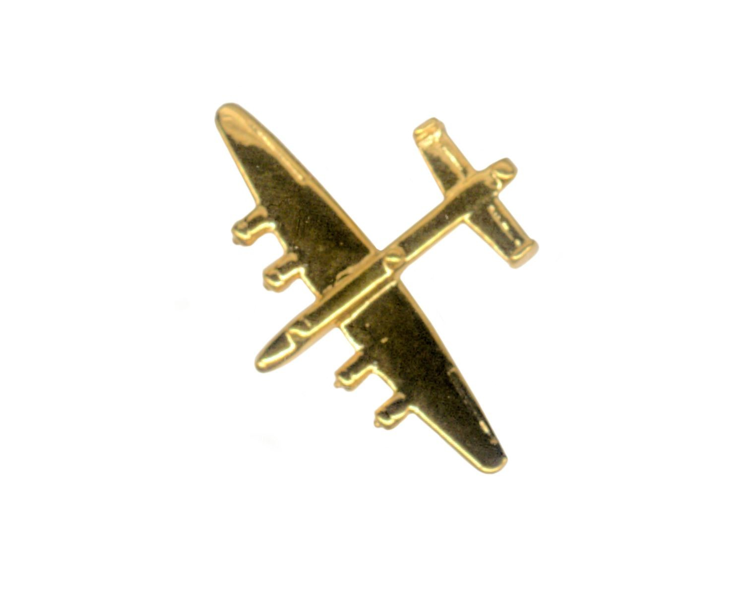 Halifax Gold Plated Tie / Lapel Pin