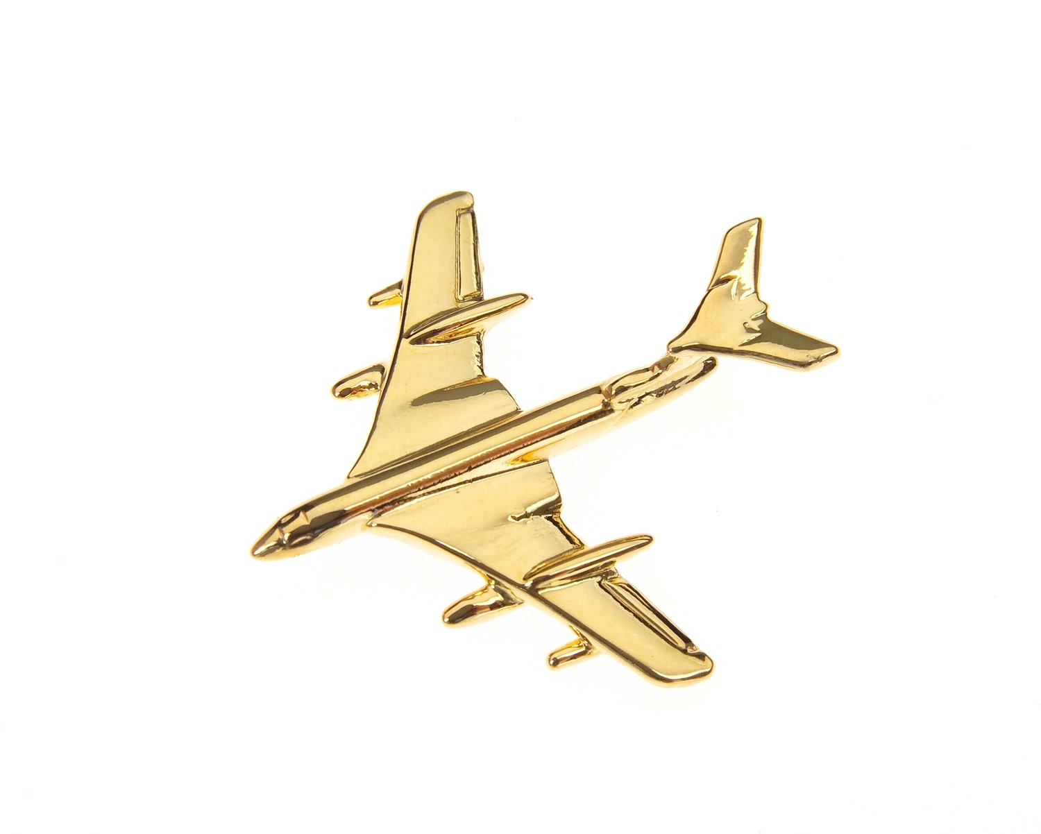 Victor Gold Plated Tie / Lapel Pin
