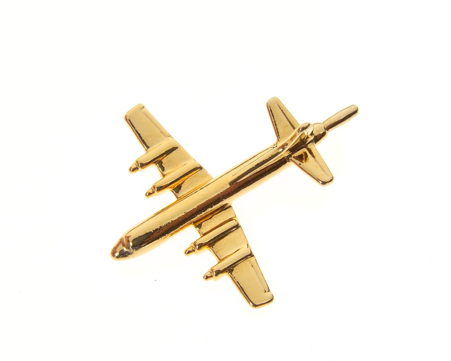P3 Orion Gold Plated Tie / Lapel Pin