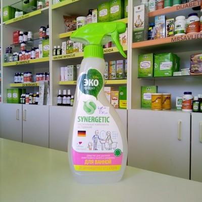 Synergetic bio preparat za čišćenje sanitarija sa raspršivačem 500 ml