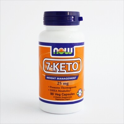 NOW Foods - 7-KETO (90 kapsula)